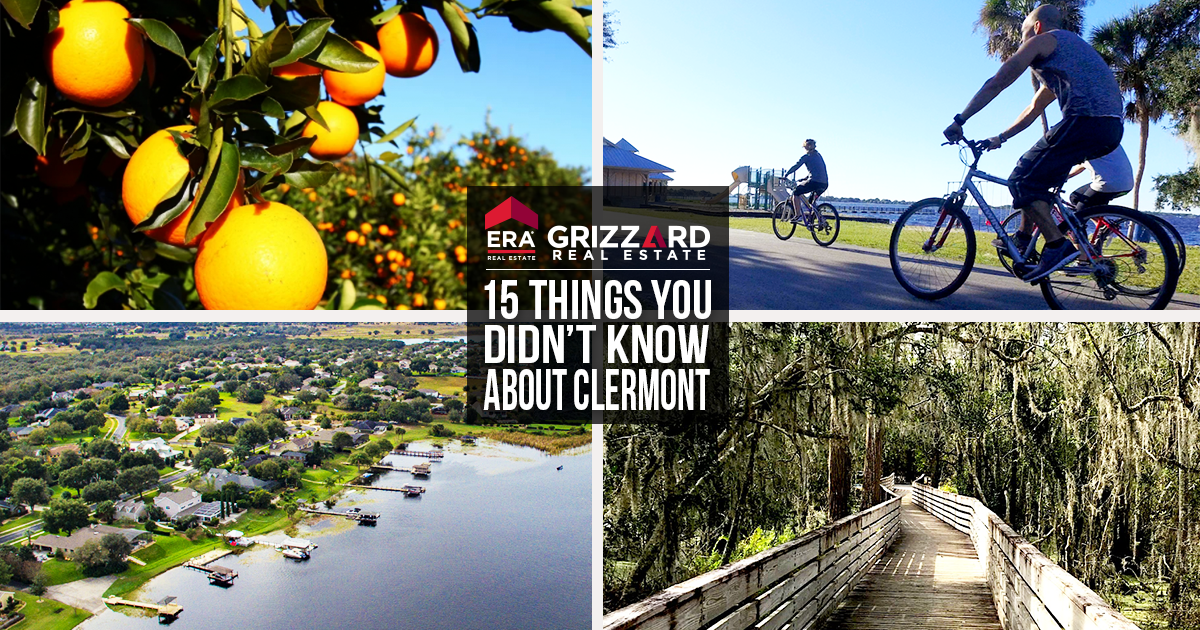 15 things about clermont floridas real estate and more