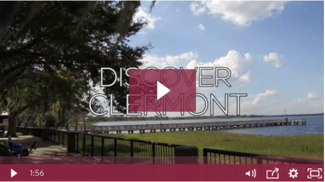 Discover life and real estate in clermont florida