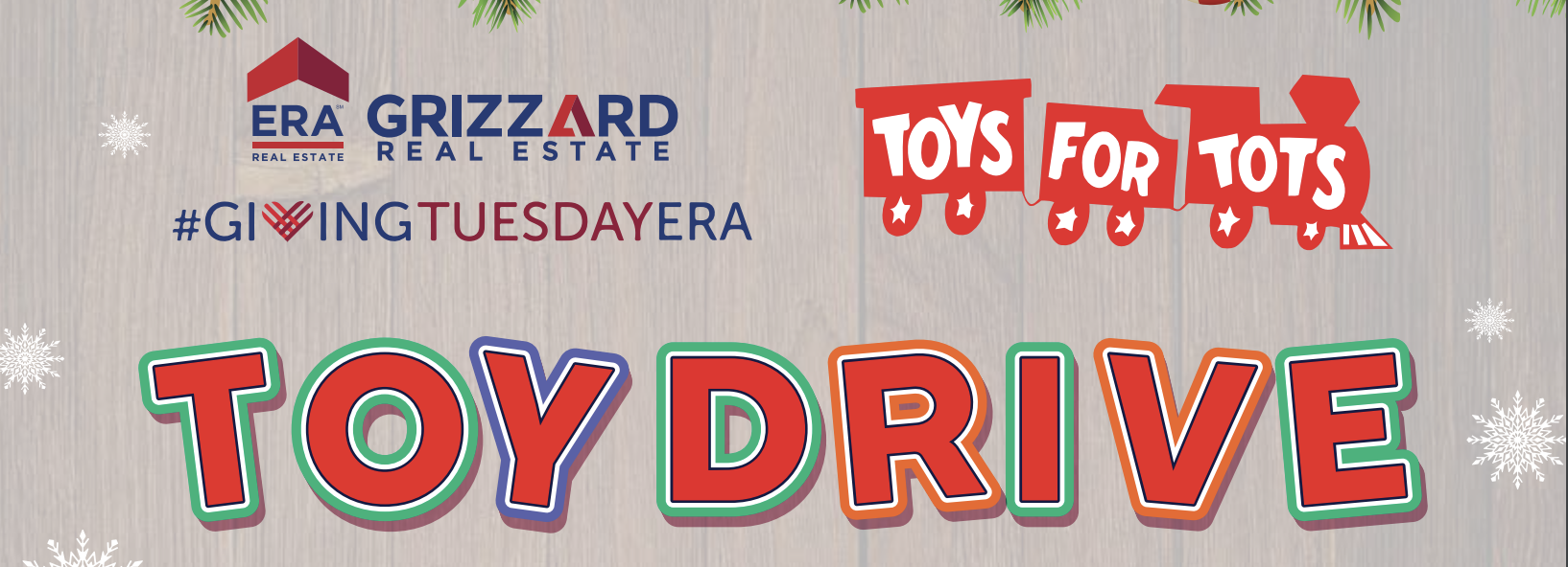 ERA CARES DAY TOY DRIVE