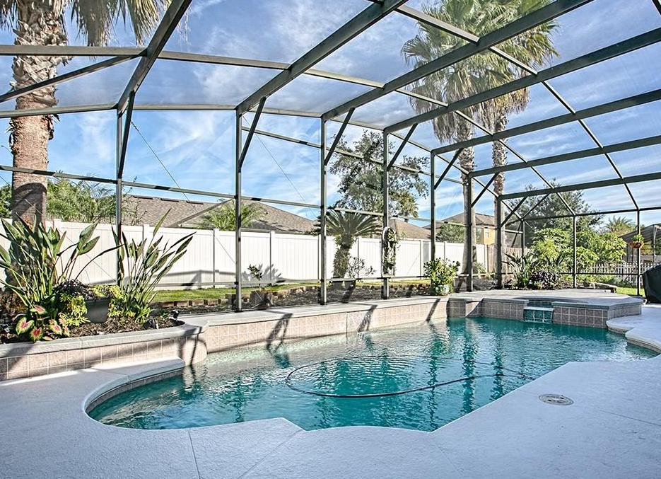 pool home for sale