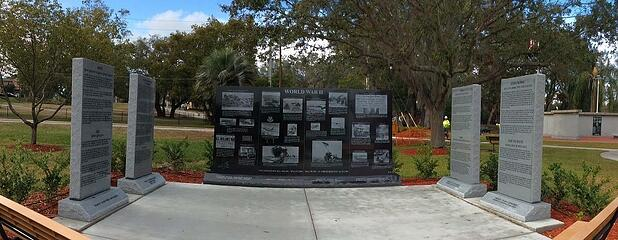 WWII Monument in Leesburg Florida.jpg