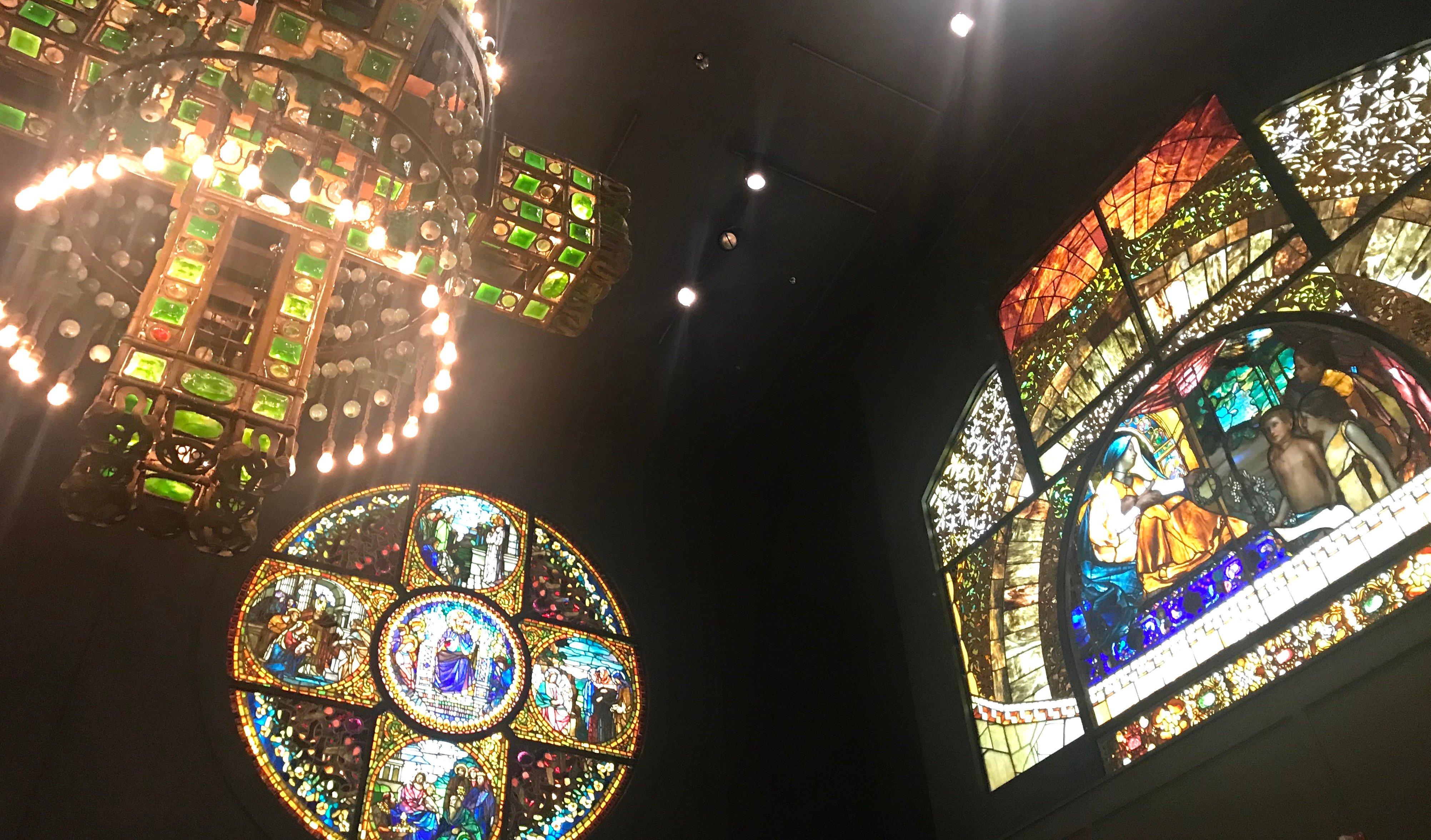 morse museum tiffany glass