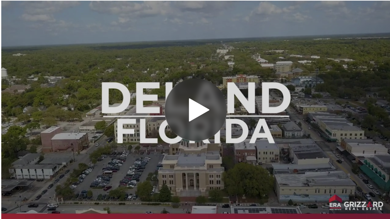 Life and Real Estate in DeLand, Florida
