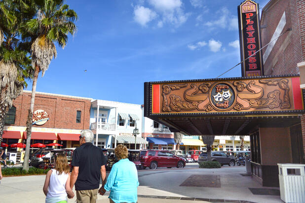 Theater in The Villages Florida - Real Estate