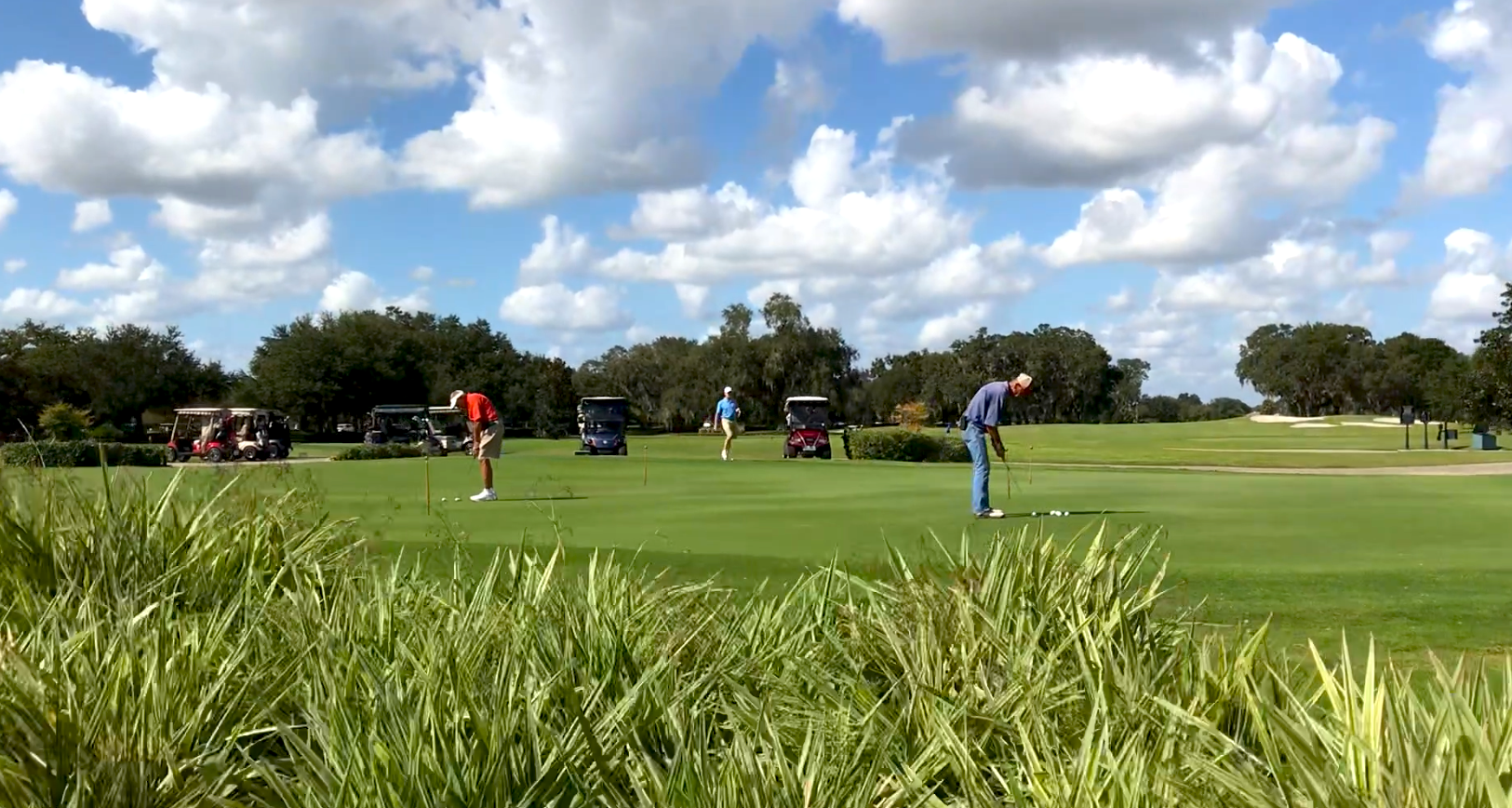 golf in the villages florida