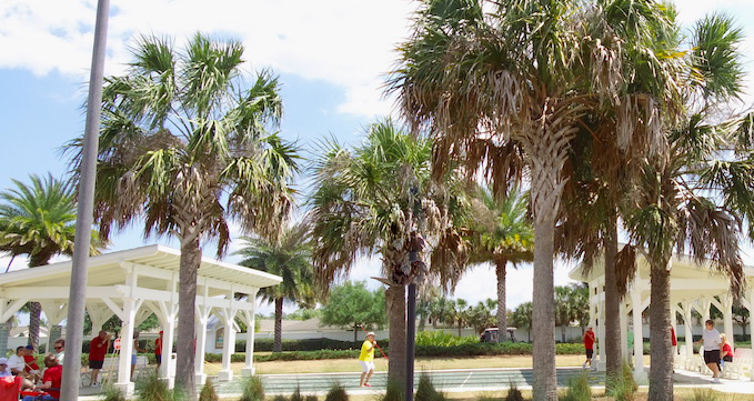 recreation and activities in the villages florida