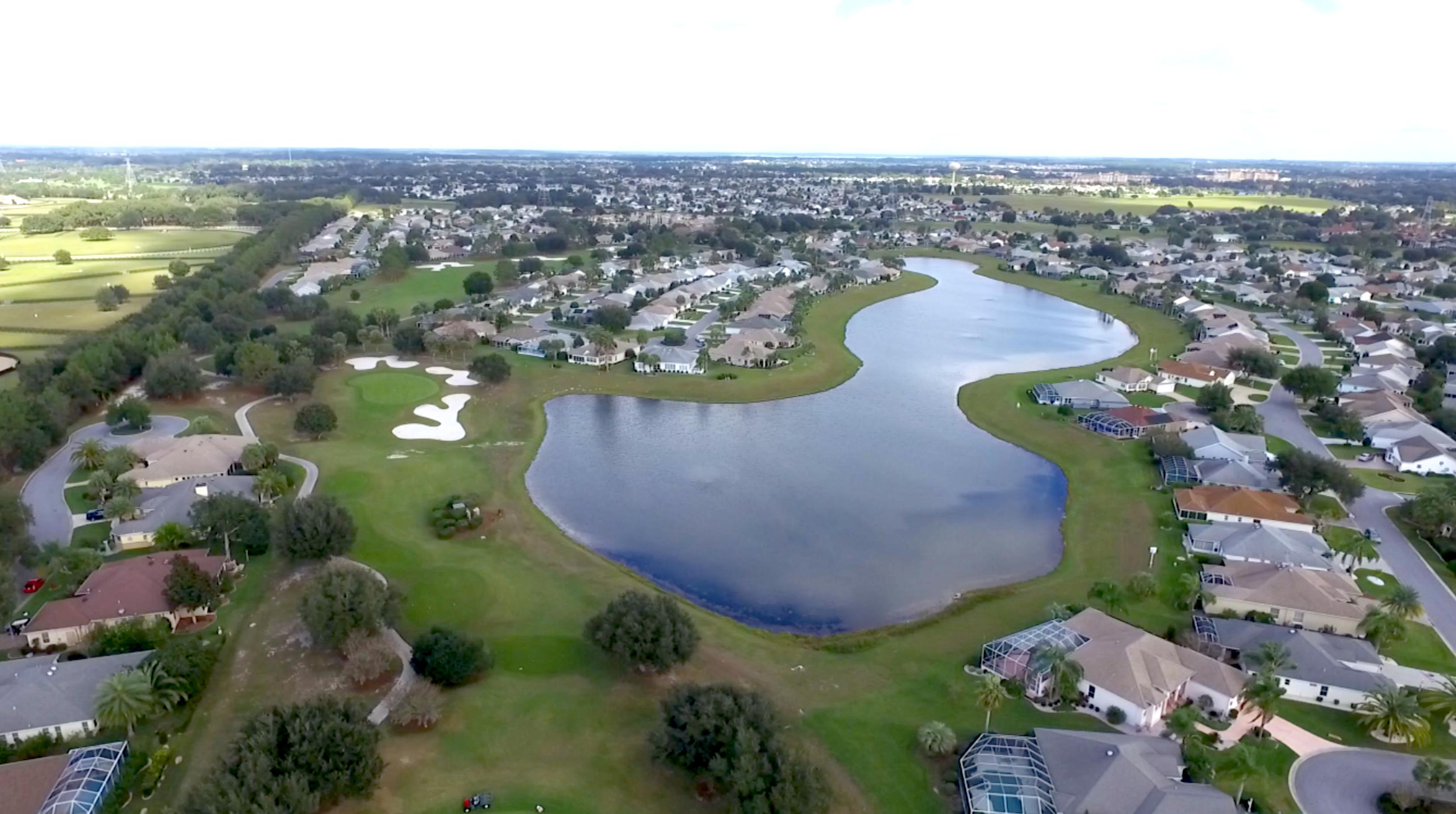 villages fl golf course
