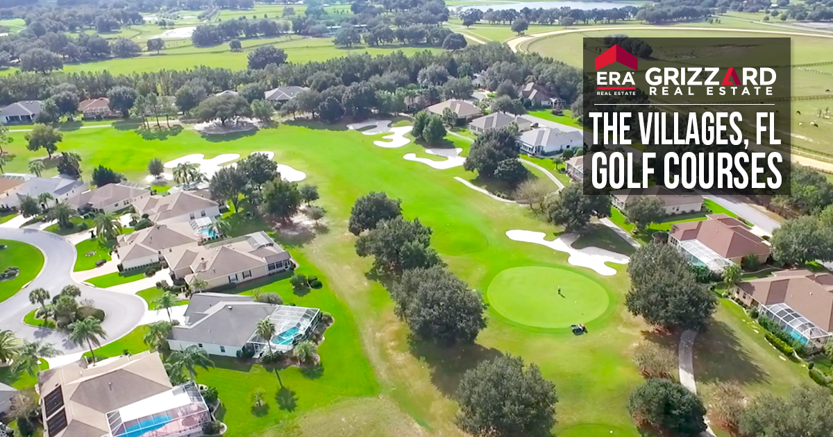 villages florida golf courses and real estate