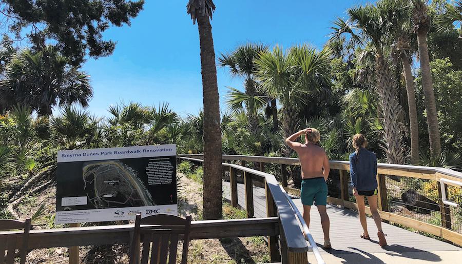 new smyrna dunes park beach