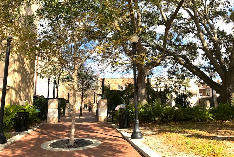 deland florida chess park