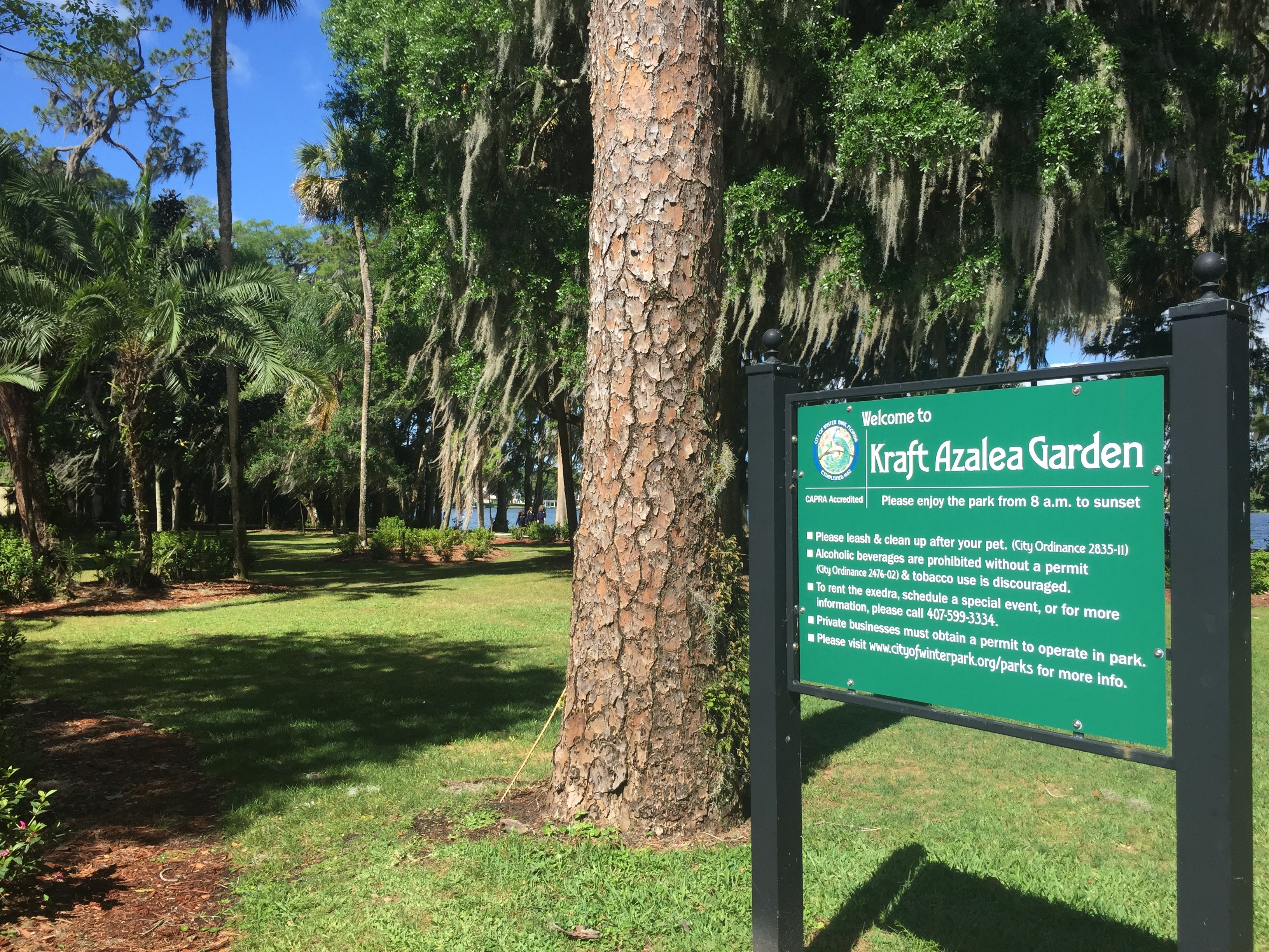 kraft azalea garden winter park