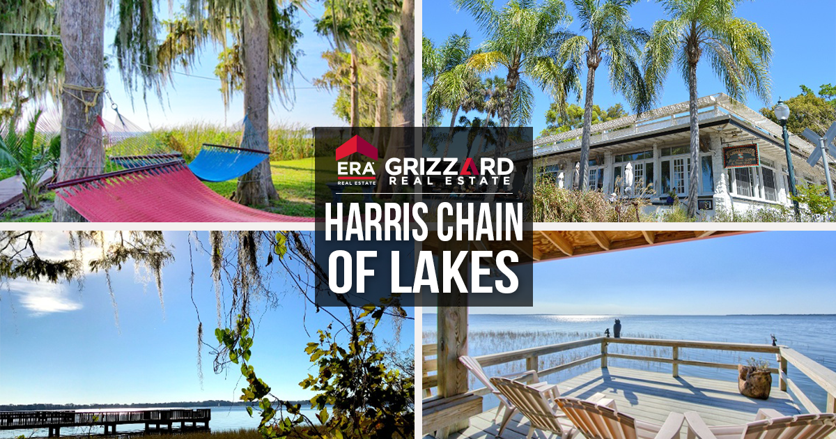 harris chain of lakes lake county