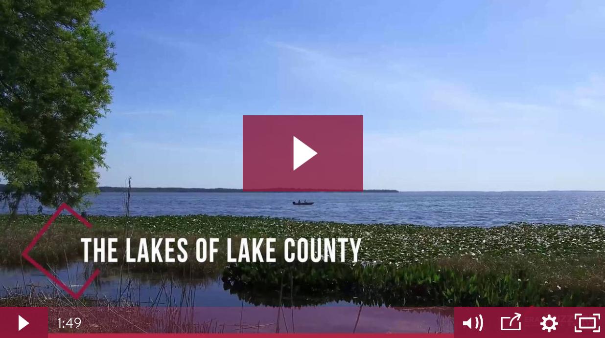 lakes of lake county video