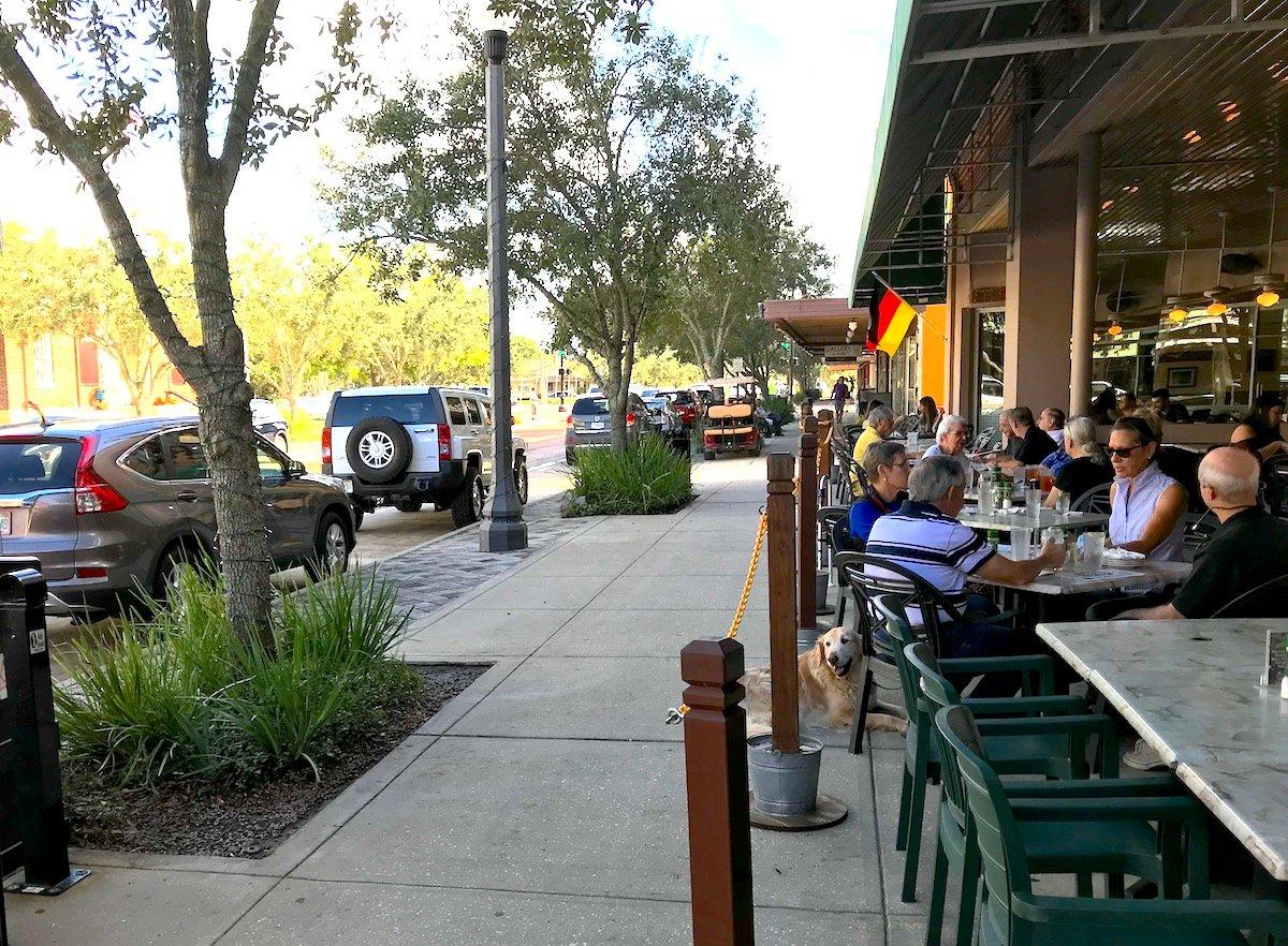 dining downtown sanford florida