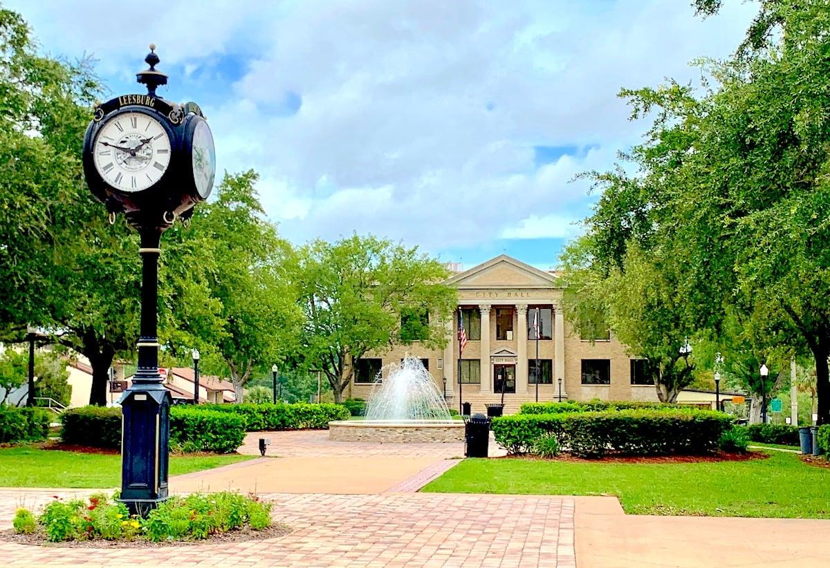 leesburg, florida _top 55+ community to call home