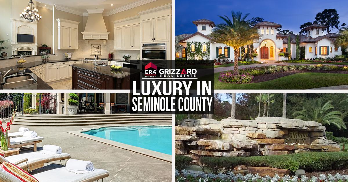 luxury in seminole county