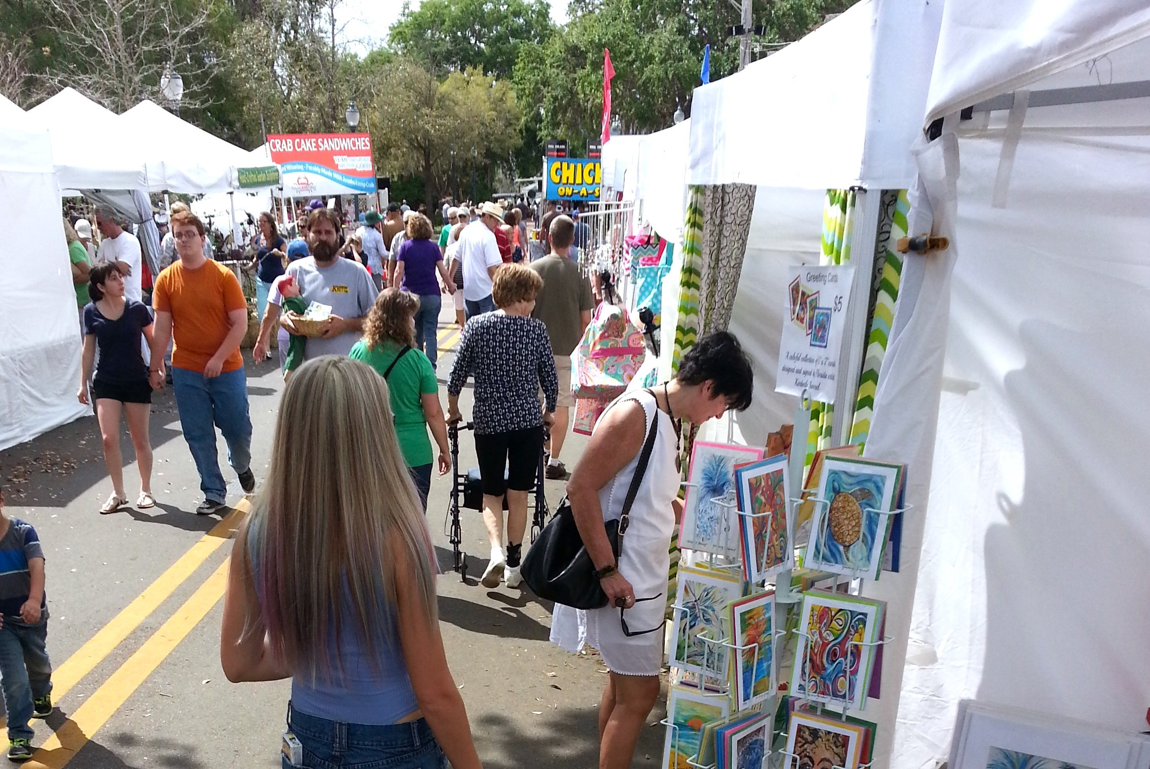 mount dora florida art festival