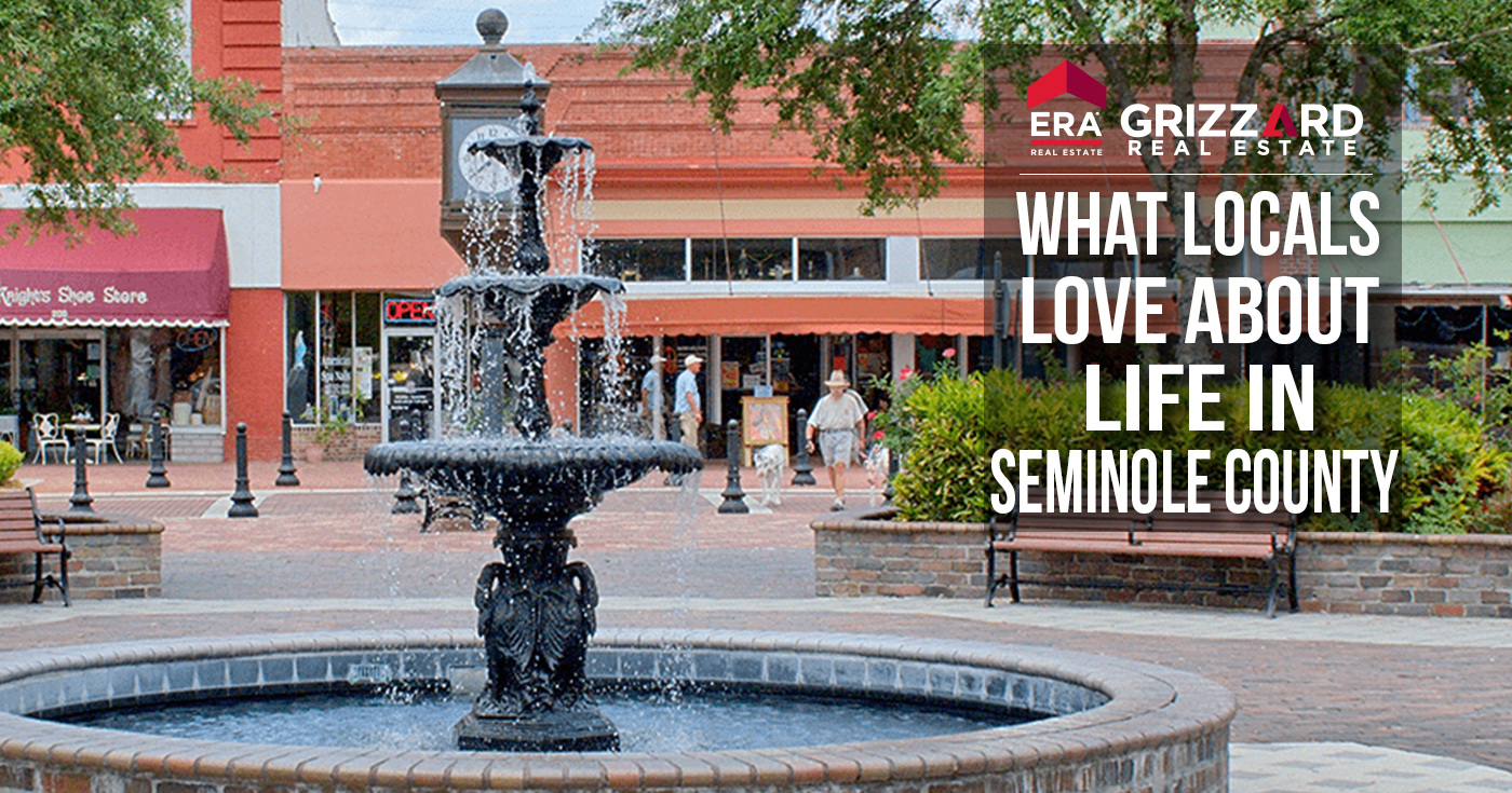 life and real estate in seminole county