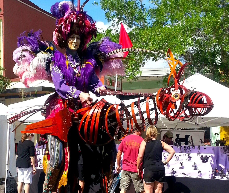 sanford art festival