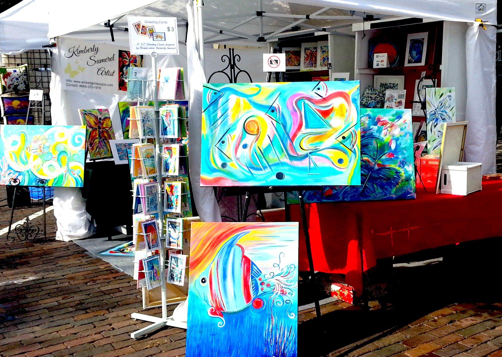 seminole county art festival sanford era grizzard