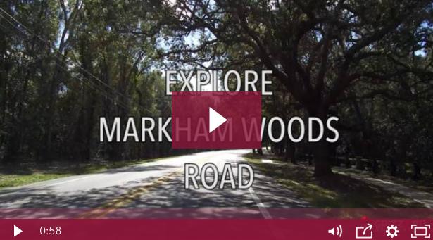 video explore markham woods road