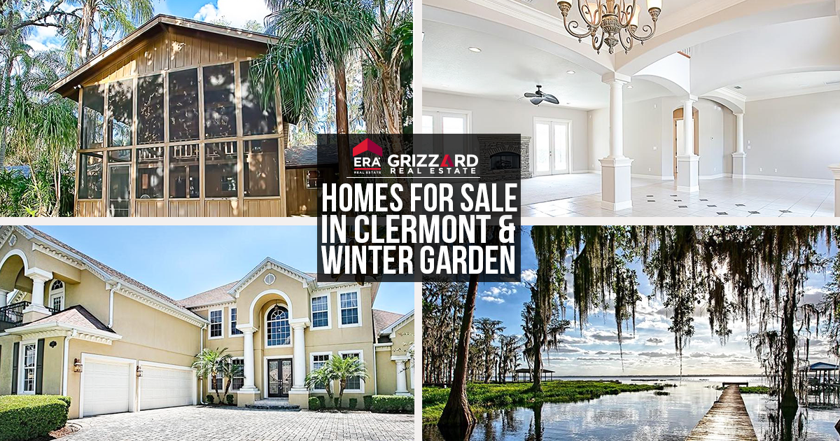 clermont and winter garden homes for sale - Winter Garden Homes