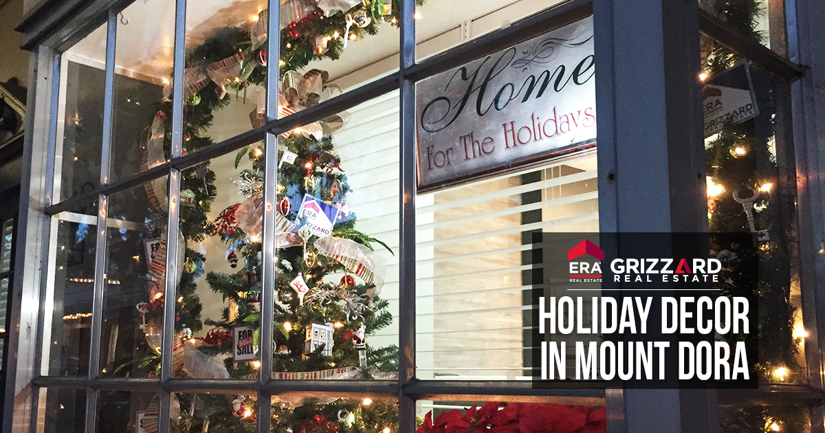 How To Decorate Your Home For The Holidays In Mount Dora