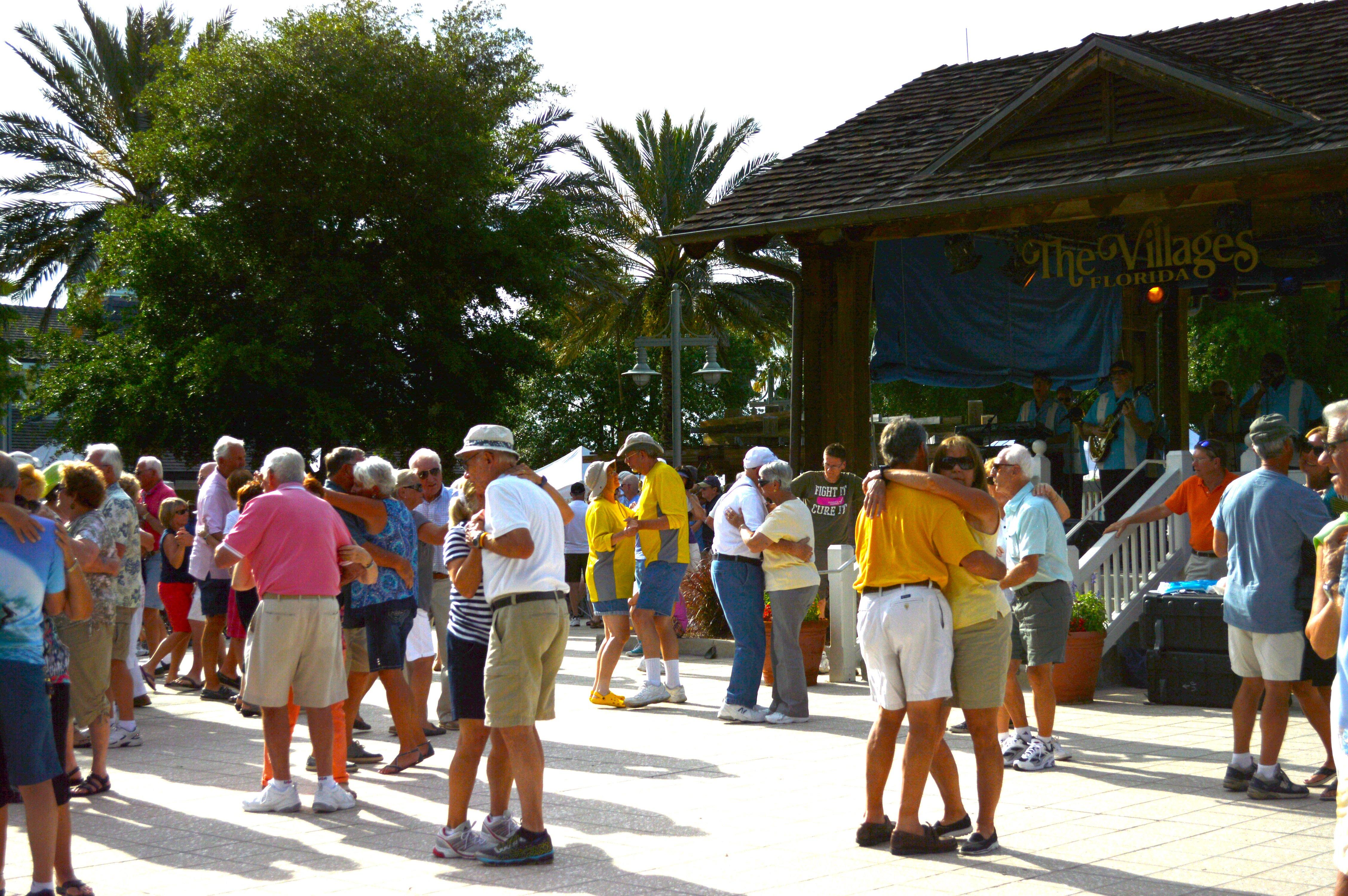 Image result for The villages, Florida, U.S.A